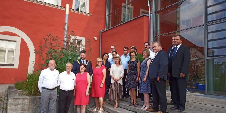 30 Jahre Städtepartnerschaft Arnstadt-Kassel