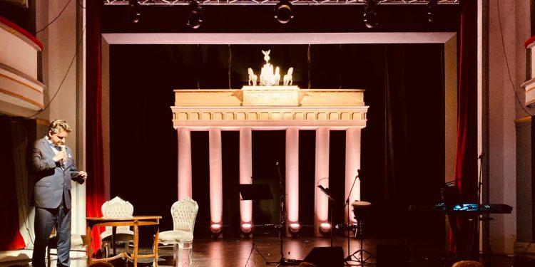 30 Jahre Mauerfall – Gala im Theater Arnstadt