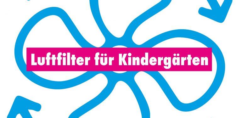 Luftfilter für Kindergärten